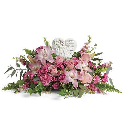 Teleflora Heartfelt Farewell Bouquet