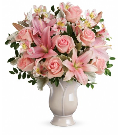 Teleflora Soft and Tender Bouquet