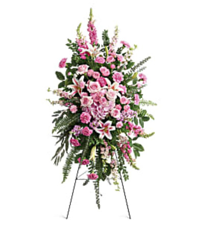 Teleflora's Glorious Farewell Spray