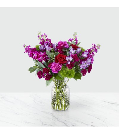 The Falling For You Bouquet