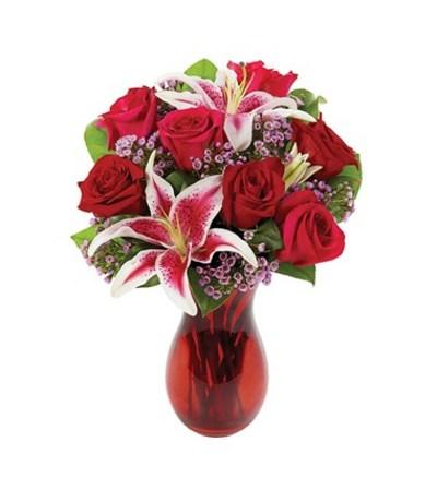 Our Valentine Romance Bouquet