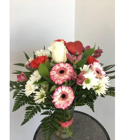 Share A Heart Bouquet