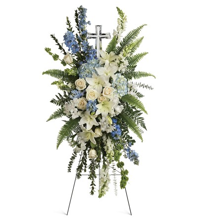 Eternal Grace Spray by Teleflora