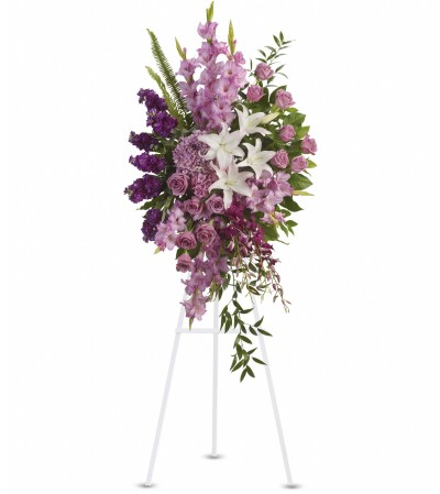 Sacred Garden Spray by Teleflora