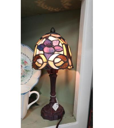 Purple Flower Memory Lamp