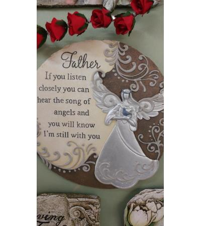 Father Stepping Stone