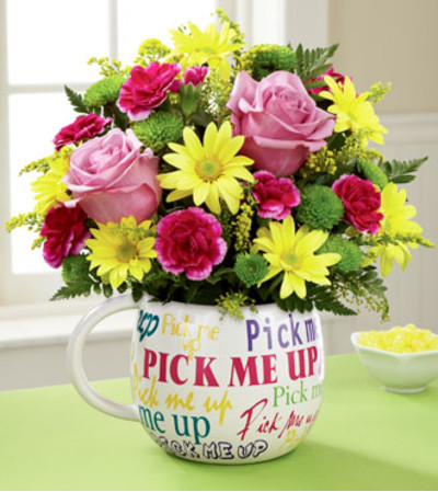 Pick-Me-Up Bouquet by FTD