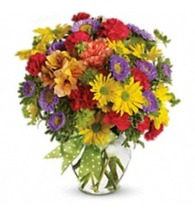 Teleflora's TEV13-6 - Make A Wish