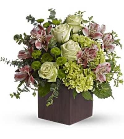 Teleflora Tuscan Morning Bouquet