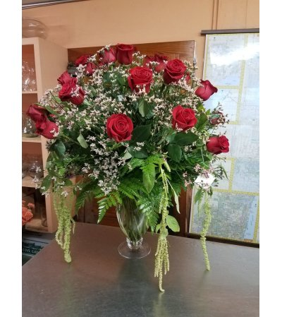 Roses Cascade