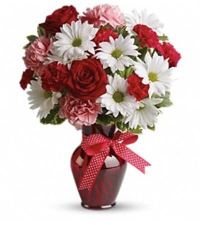 Teleflora's Hugs and Kisses Bouquet