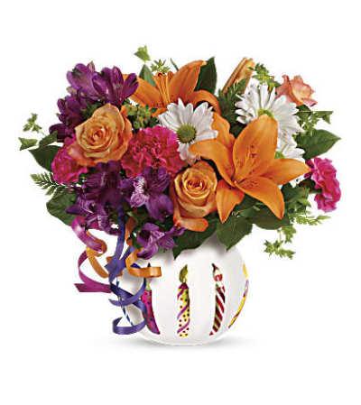 Party Starter Bouquet TBC05-1