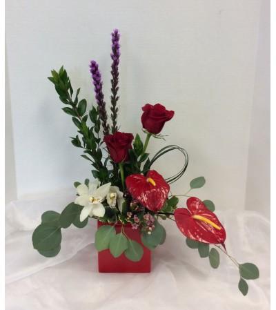 Let's Get Away Bouquet