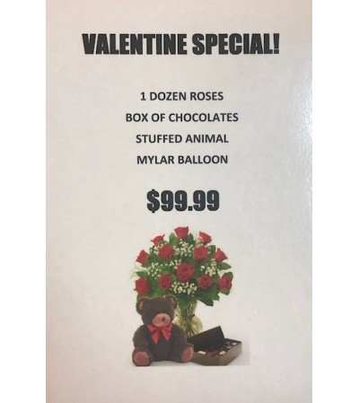 Sid's Valentine Special