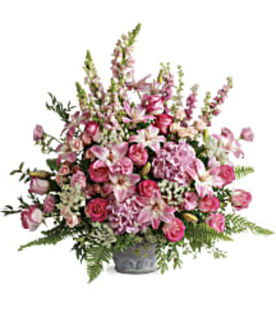 Teleflora's T280-9 Graceful Glory Bouquet