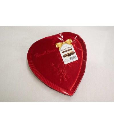 Valentine Heart Chocolates - 7oz