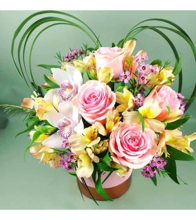 I Heart Bouquet