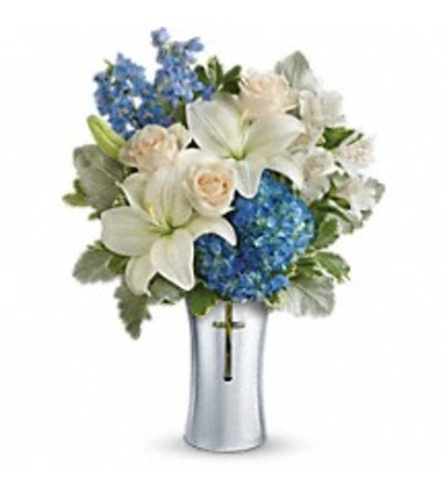 Teleflora T278-1 Skies Of Remembrance Bouquet