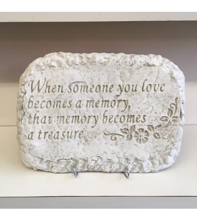 A Memory Stone