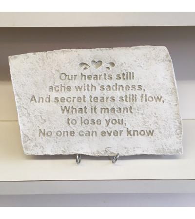 Secret Tears Stone