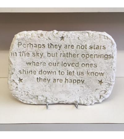 Stars In The Sky Stone