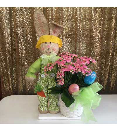 The Blooming Bunny