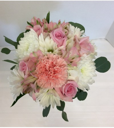 Prom BVP25  - Cotton Candy Bouquet (pick up only)