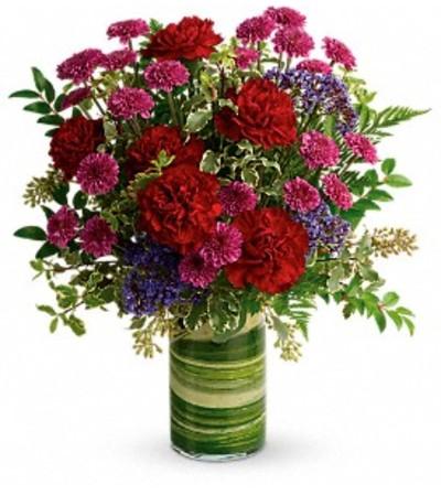 The Vivid Love Bouquet