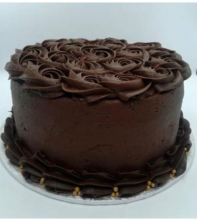 Chocolate Deluxe Cake