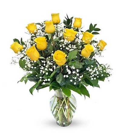 Roses (Yellow)-Ashley