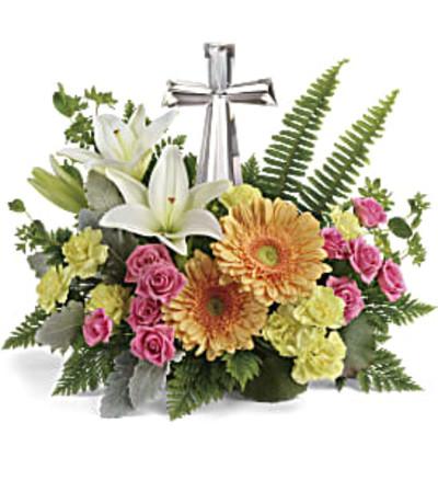 Teleflora Precious Petal Bouquet