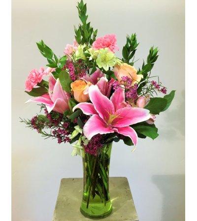 Sweet Farewell- Vase