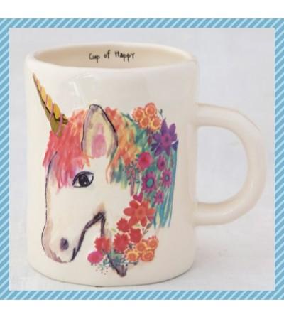 Cup of Happy-Unicorn Mug