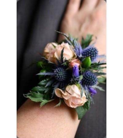 Garden Style Wrist Corsage