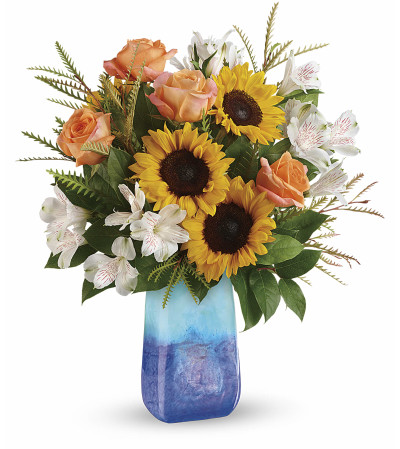 Teleflora Sunflower Beauty