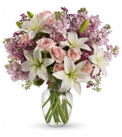 Teleflora Blossoming Romance by tcg
