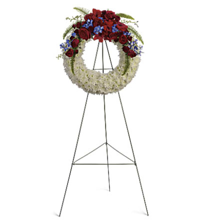 Glorious Reflections Wreath