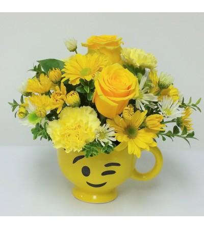 Happy Go Lucky Emoji