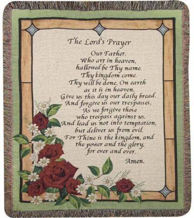Afghan-Lord's Prayer