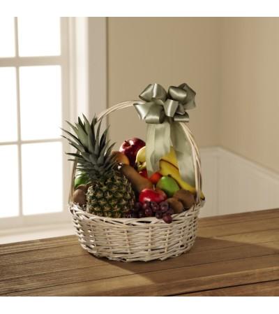 Sincere Sympathy Fruit Basket