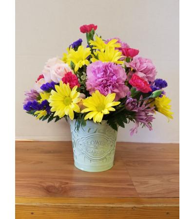 Flower and Garden Bouquet