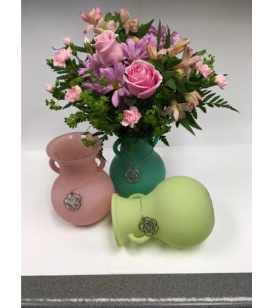 Soft Sentiments Bouquet By Flowers Brockville