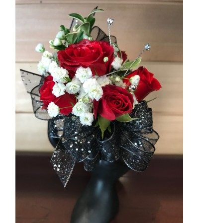 Standard Corsage Red