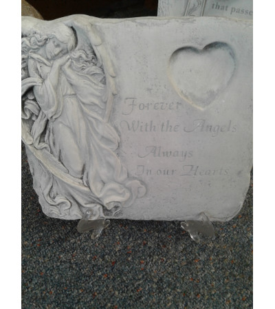 Forever With Angels Stepping Stone