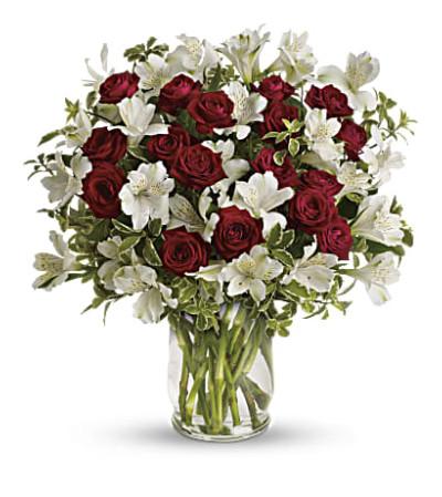 Endless Romance Flower Bouquet