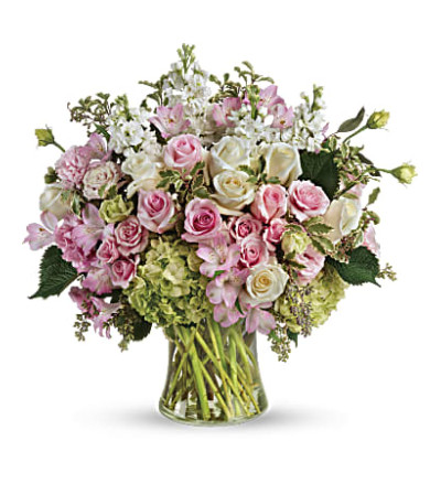 Beautiful Love Flower Bouquet