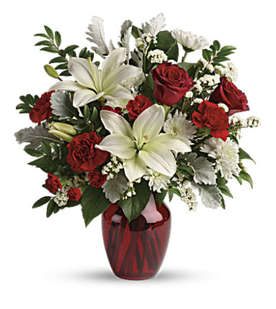 Visions of Love Flower Bouquet