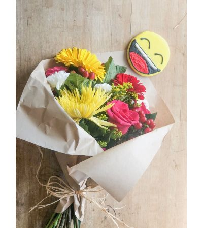 Emoji Bouquet