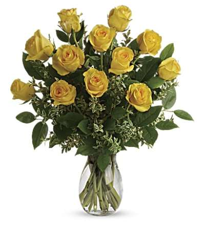 Say Yellow Bouquet