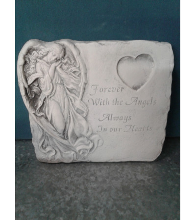 With Angels Stepping Stone